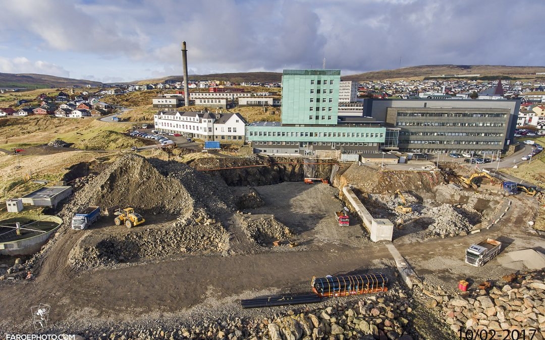 Extension of the Faroese National Hospital